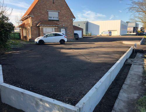Extra verkoopzone voor Garage Devisch